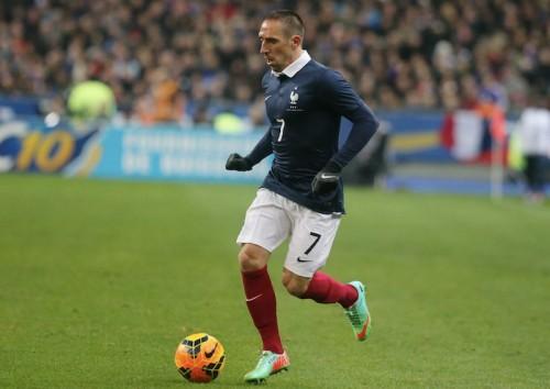 リベリーがフランス代表復帰の噂を否定「もう別れを告げた男」