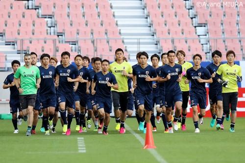 FIFAランク、日本は53位でアジア3番手に…キリン杯初戦のブルガリアは69位