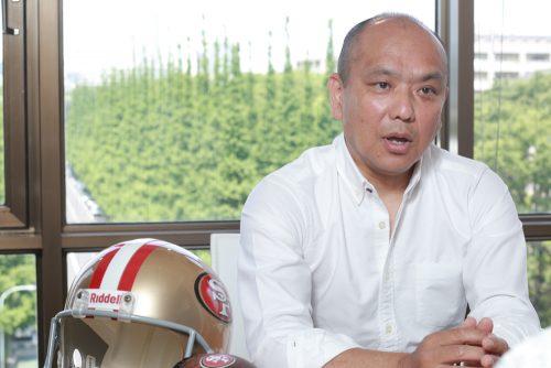 日本のスポーツビジネスの新たな可能性がすぐそこに有る…元NFL JAPAN代表 町田氏がその可能性を見極める/後編