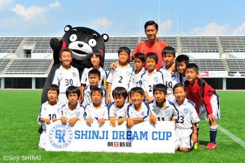 香川が地元兵庫でサッカーイベントを開催「今後は全国でも」