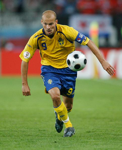 Soccer - UEFA EURO 2008 - Russia vs. Sweden