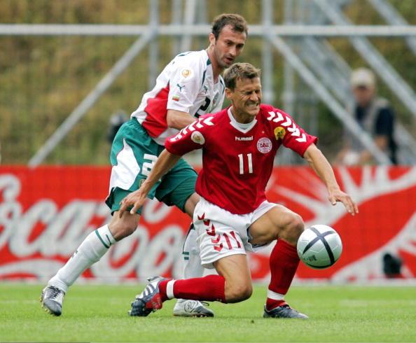 Fussball: EM 2004 in Portugal, BUL-DEN