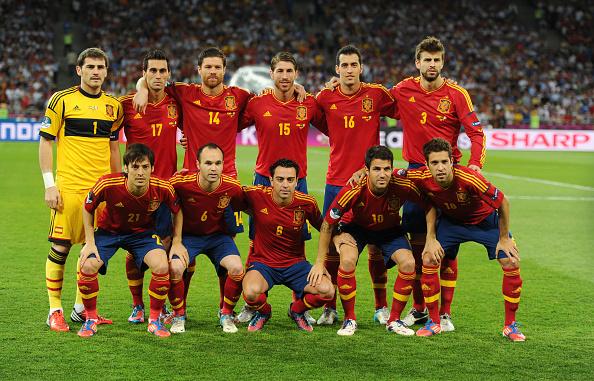 Soccer - UEFA European Championships Euro 2012 - FINAL - Spain v Italy