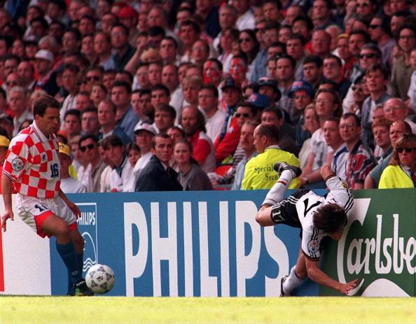 FUSSBALL: EURO 1996 GER