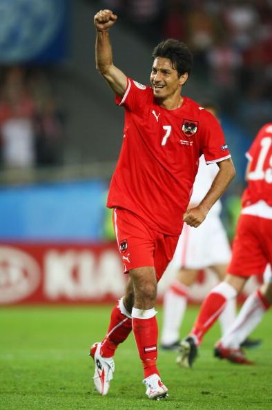 Austria v Poland - Group B Euro 2008