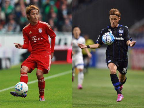 宇佐美貴史、アウクスブルクへの完全移籍が決定…クラブ間合意をG大阪が発表