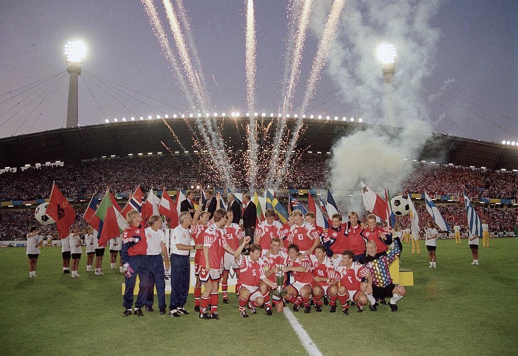 UEFA Euro '92 FINAL - Denmark v Germany
