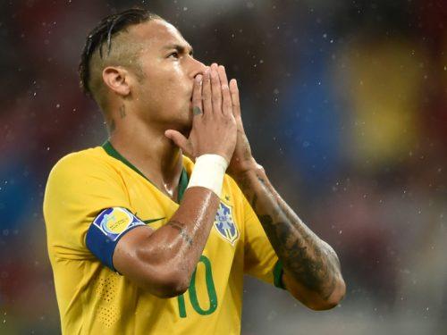 ネイマール、ブラジル主将はく奪の可能性も…言動への批判高まる