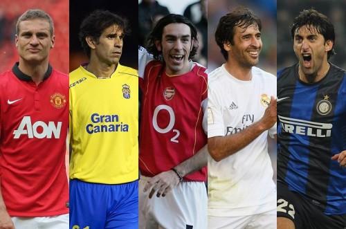 英メディアが今季で引退した選手のベストイレブンを選出…豪華メンバー並ぶ