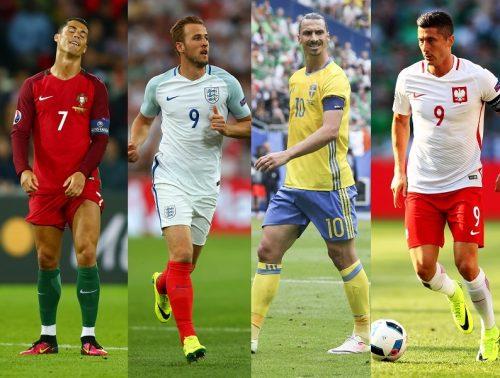 今季の各国リーグ得点王がユーロで苦戦?…イブラ、ケインらが無得点