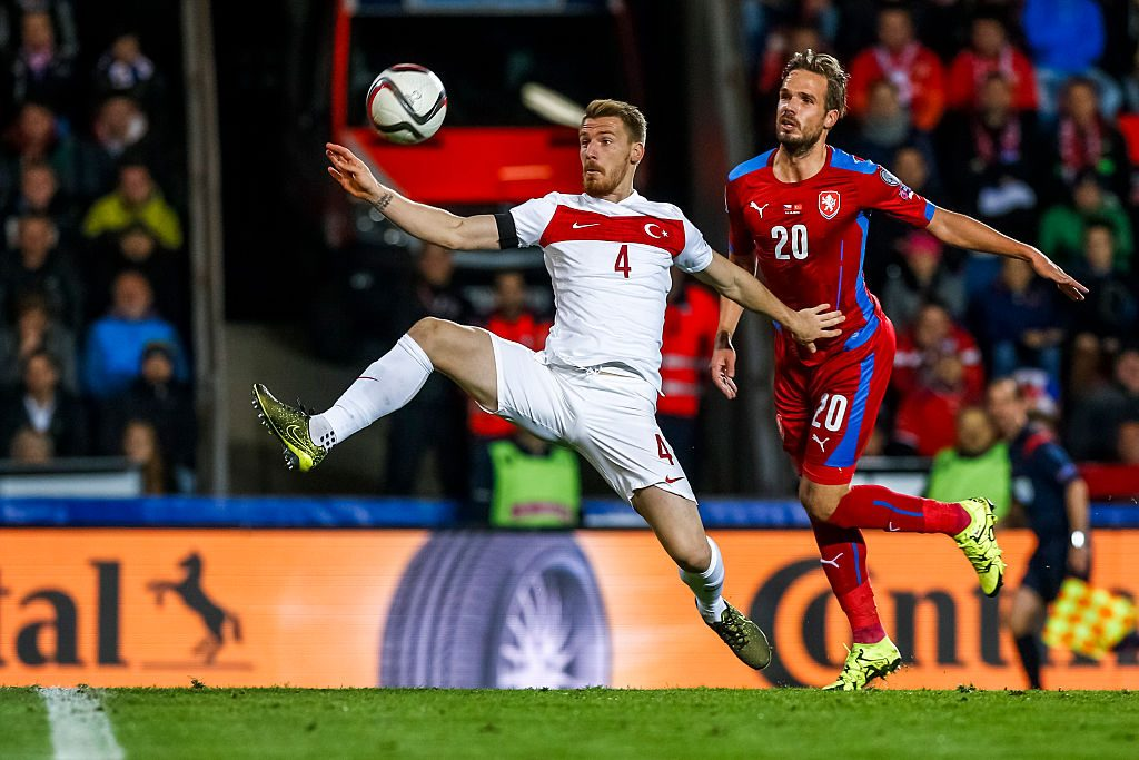 Czech Republic v Turkey - UEFA EURO 2016 Qualifier