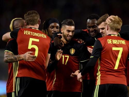 FIFAランク2位ベルギー、ユーロに臨む23名発表…デ・ブライネら選出