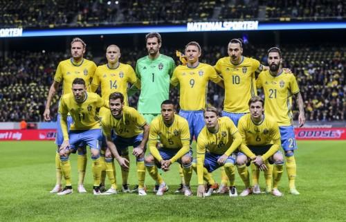 スウェーデン代表にイブラら23名を選出…ベルギー&イタリアなどと同組