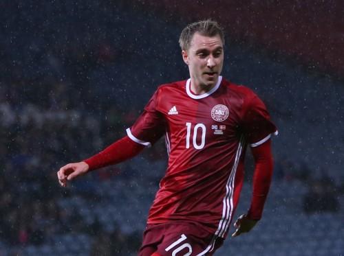 キリン杯に臨むデンマーク代表メンバー発表…エリクセンら主力選手が来日