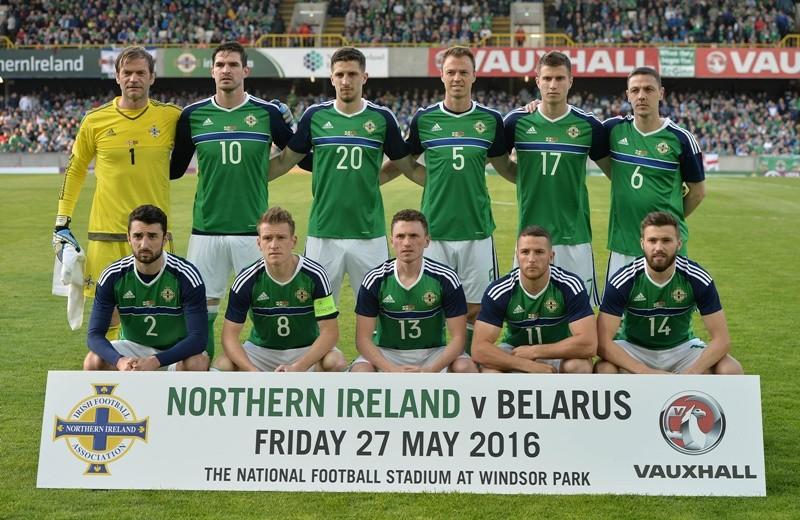 北アイルランド代表