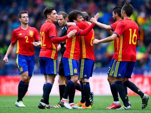 スペインが圧巻の6ゴール…ノリート、モラタの各2発などで韓国撃破