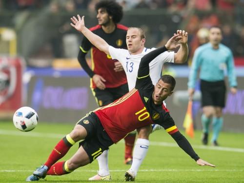 終始攻勢も1点止まり…ベルギー、終盤の同点弾でフィンランドとドロー