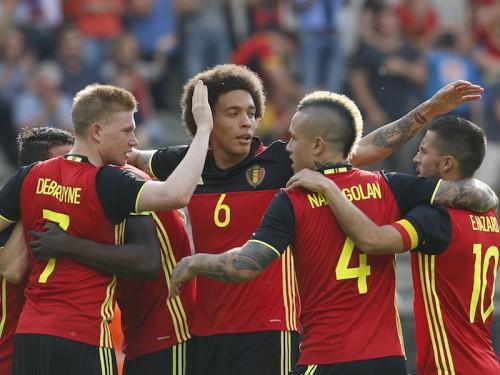 ベルギー、アザール弾などで3得点…ノルウェーとの打ち合いを制す