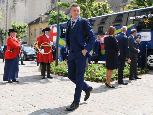 「ユーロに集中を」…イングランド指揮官、移籍報道のヴァーディを心配