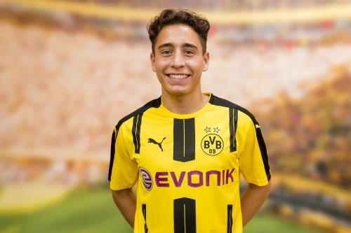ドルトムント、18歳のトルコ代表MFエムレ・モルを獲得…5年契約締結