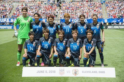 なでしこジャパン、親善試合スウェーデン女子代表戦のテレビ放送決定