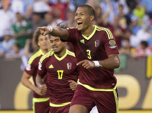 スアレス不在のウルグアイがまさかの敗退…ベネズエラが連勝で決勝T進出