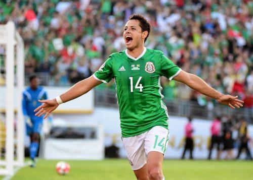 メキシコが2連勝で決勝トーナメント進出…J・エルナンデスが決勝ヘッド弾