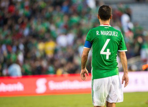 メキシコ、コパ・アメリカ準々決勝を前に主将DFマルケスが緊急帰国