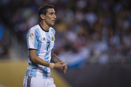 アルゼンチン代表に痛手…負傷のディ・マリアが約2週間の離脱へ