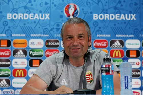 44年ぶりのユーロ白星を挙げたハンガリーのシュトルク監督「これ以上のプレーをするのは無理」