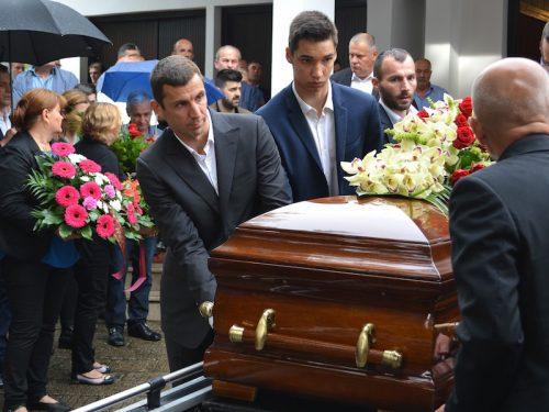 亡き父への思い…クロアチア主将がチェコ戦に出場へ「全てを出し切る」