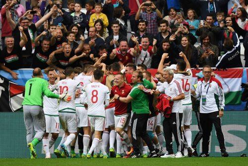 ハンガリー、ユーロで44年ぶりの白星…オーストリアに2発完封勝利