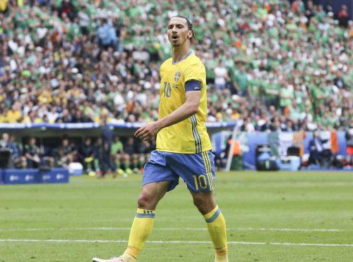 イブラ不発のスウェーデン、攻撃かみ合わず…2試合で枠内シュート0