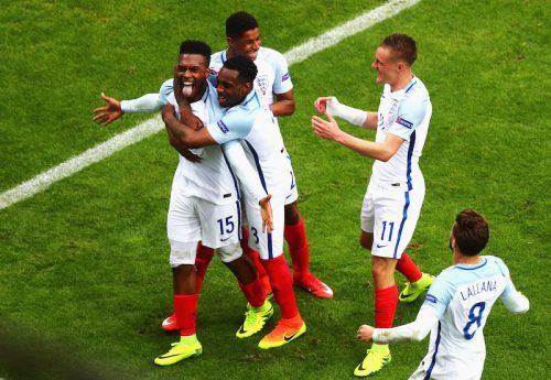 """イングランドが白熱の""""英国対決""""制す…ウェールズはベイル2戦連発も逆転負け"""