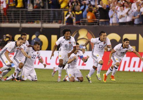 PK戦の末に決着…コロンビアの選手たちが試合後に見せた行動が話題に