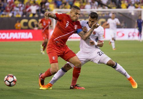 ペルー代表FWが勘違い?…準々決勝は「延長戦があると思っていた」
