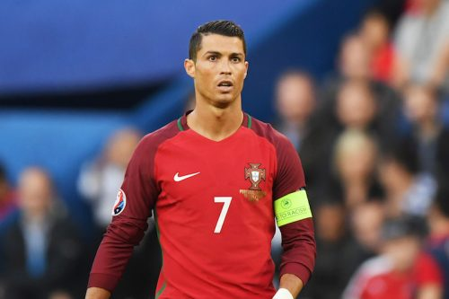 C・ロナウドがフィーゴ超え…ポルトガル代表の最多出場記録を更新
