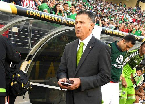 メキシコ代表、まさかの歴史的大敗も…選手たちは指揮官の続投を希望