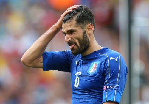 イタリア、MFカンドレーヴァが個別練習…スペイン戦出場は不透明