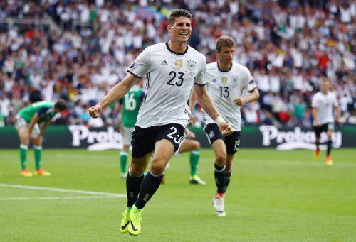 世界王者ドイツが首位突破…M・ゴメス決勝弾で北アイルランドに勝利