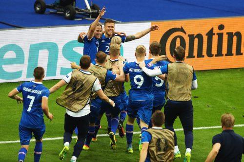 アイスランドが劇的弾でユーロ初白星、F組2位で突破…オーストリアは敗退