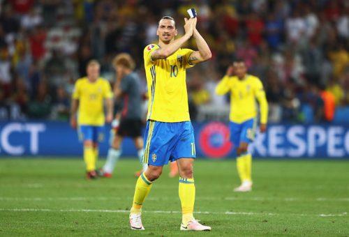 ベルギーが2連勝で決勝T進出…スウェーデン、敗退でイブラ代表ラストゲームに