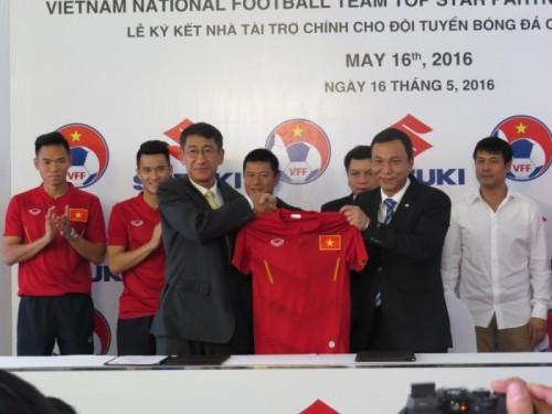 日本企業がこぞってスポンサーに、サッカーベトナム代表の何が魅力なのか?