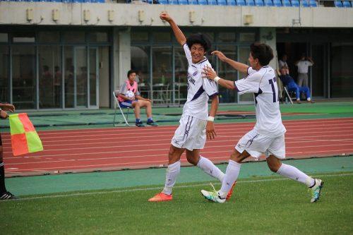 関西選手権王者の関西大、桃山学院大に2-1で逆転勝利…公式戦9連勝