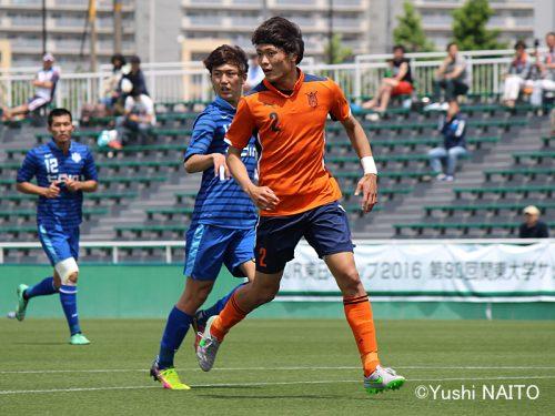 FC東京、特別指定選手の法政大DF山田将之が来季加入内定