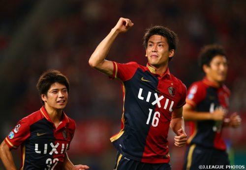 鹿島が1stステージ制覇…福岡に完勝、川崎との争い制して7年ぶりのリーグタイトル獲得