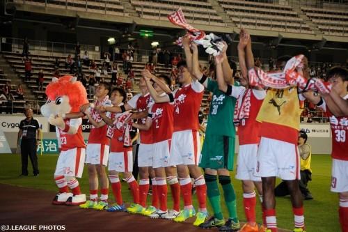J2熊本、リーグ復帰後5戦目で初勝利…九州・鳥栖開催、今季最多5得点