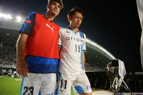 川崎が首位陥落、最下位福岡とドロー…2点差追いつくも勝ち越せず