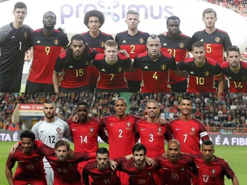 【ユーロ制覇の条件】ベルギー代表&ポルトガル代表:ユーロ初制覇へ今大会が最大のチャンス