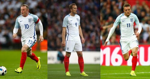 イングランド代表が抱える贅沢な悩み…ルーニー、ケイン、ヴァーディ同時起用の是非を問う